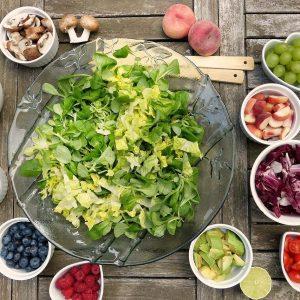 przepis salatka