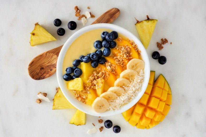 smoothie na sniadanie