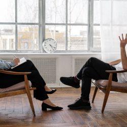 rozmowa z psychologiem